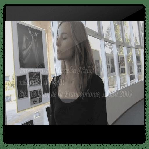 Interview de Marielsa Niels