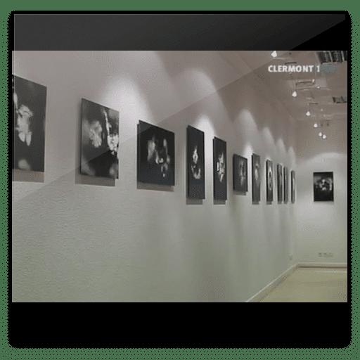 Vernissage au Centre Camille Claudel (Clermont)
